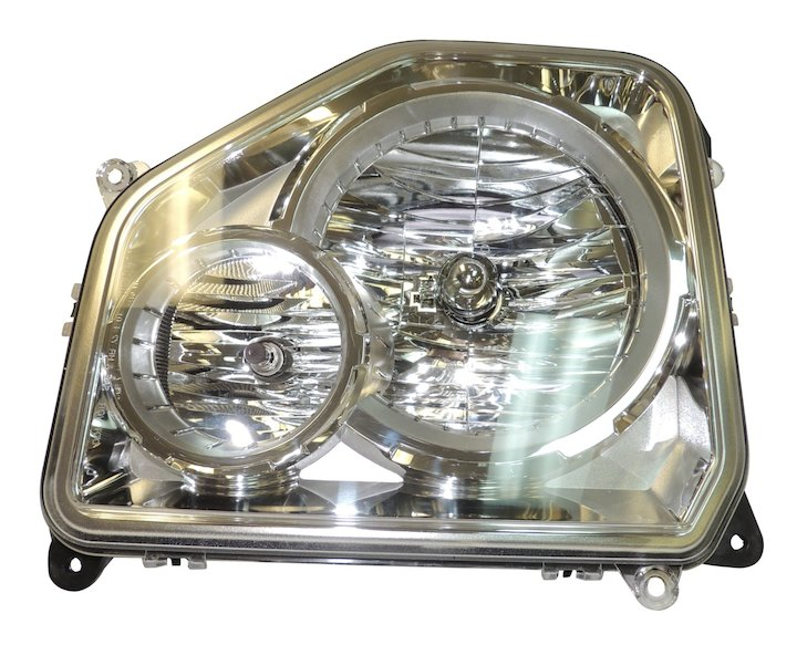 Headlamp, Right, 08-12 Liberty with Fog Lamps