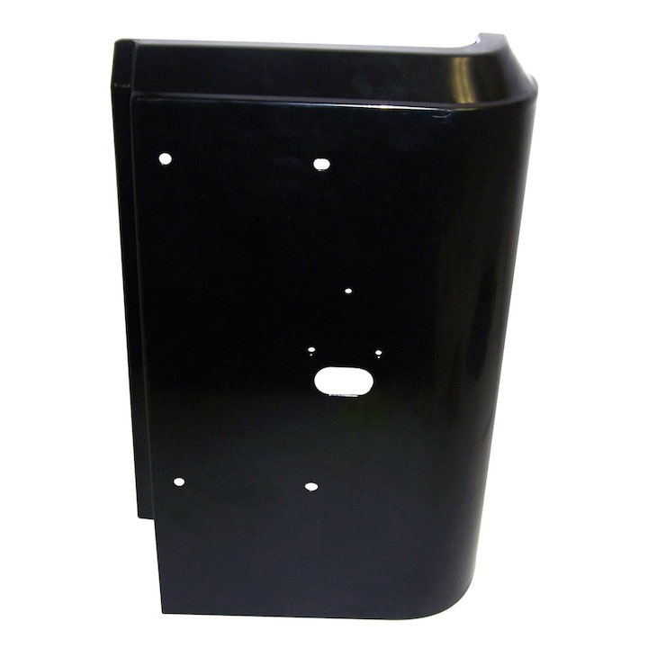 Corner Panel, Right, 97-06 Wranglers