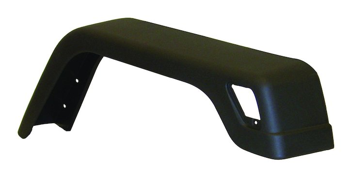 Fender Flare, Front Right, 7 inch, 97-06 Wranglers