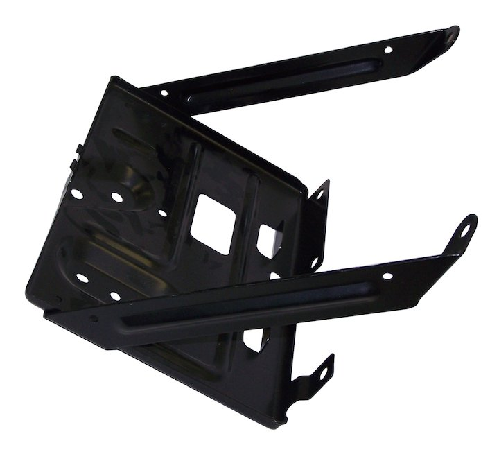 Battery Tray, Black, 91-95 Wranglers