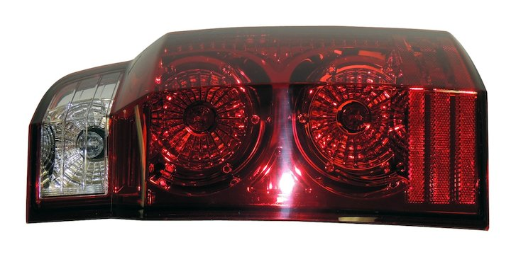 Right Tail Lamp 06-10 Jeep Commander