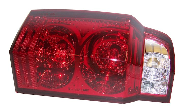 Left Tail Lamp 06-10 Jeep Commander