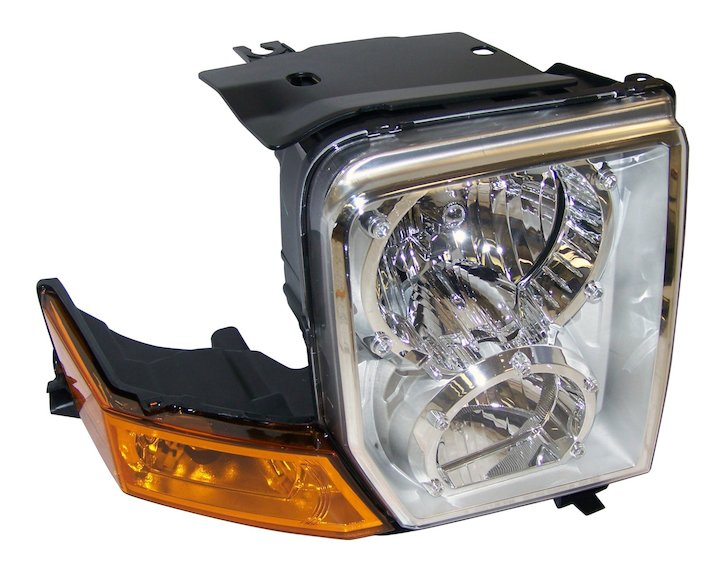 Headlamp, Right, 06-10 Commander