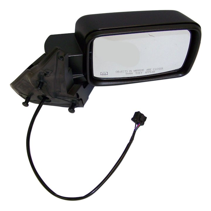 Commander Right Mirror, Power, Heated, 06-10 Commander
