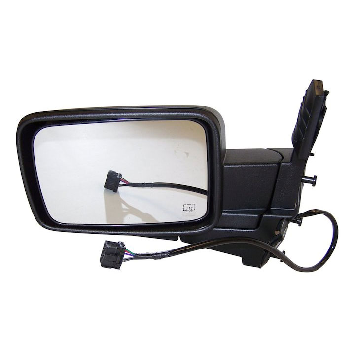 Commander Left Mirror, Power, Heated, 06-10 Commander