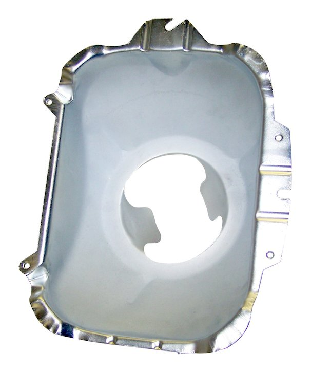 Headlamp Seat, Right, 87-95 Wranglers