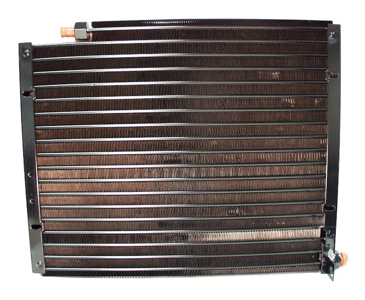 A/C Condenser 84-96 Cherokee 2.5L Engine Factory Air
