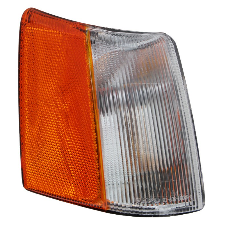Side Parking Lamp, Amber, Right, 93-98 Grand Cherokee ZJ