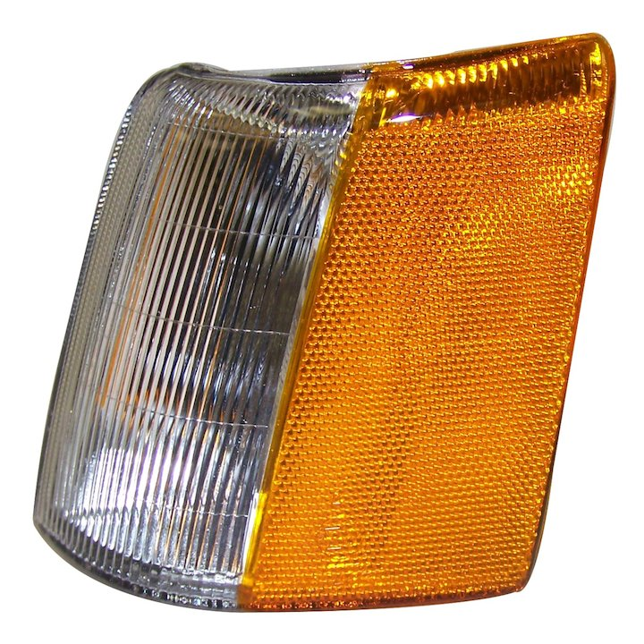 Side Parking Lamp, Amber, Left, 93-98 Grand Cherokee ZJ