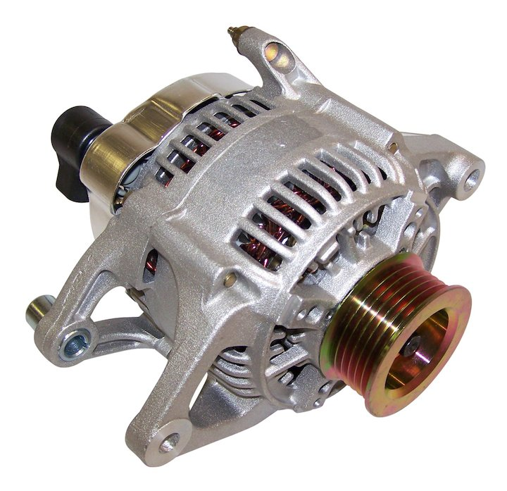 90 Amps Alternator 91-98 Wrangler Cherokee