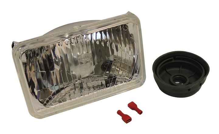 Headlamp Assembly 91-95 Wranglers