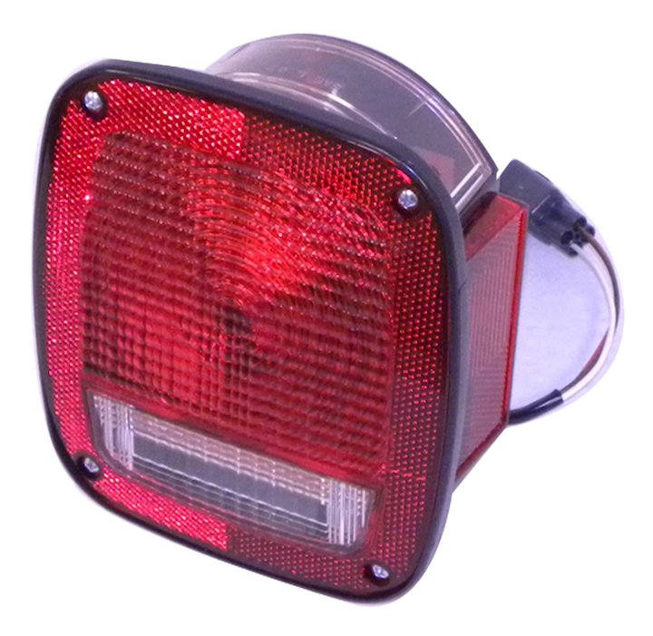 Tail Lamp, Left, 1991-95 Jeep Wranglers