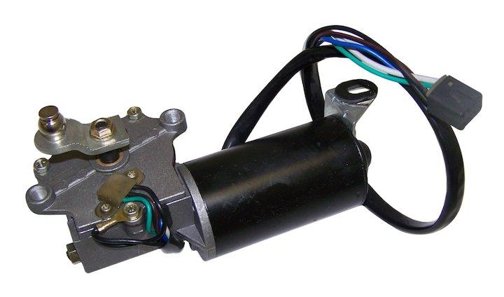 Front Wiper Motor 87-95 Wrangler