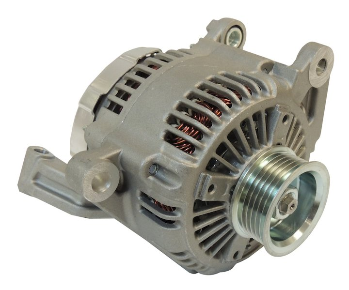 Alternator, 136 amp, 2007 Jeep Liberty