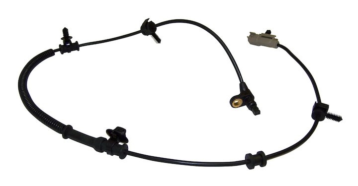 Wheel Speed Sensor, Front Brakes, 05-10 Grand Cherokee WK