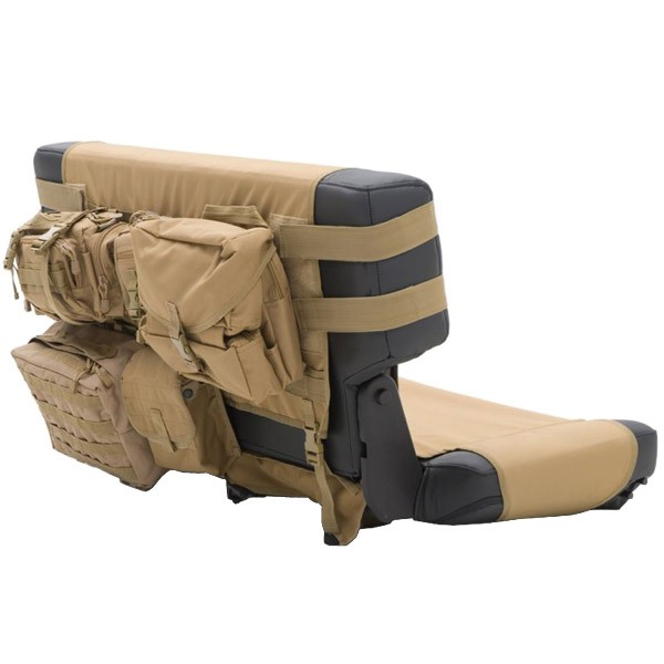 G.E.A.R. Rear Seat Cover 76-06 Jeep CJ Wranglers Tan