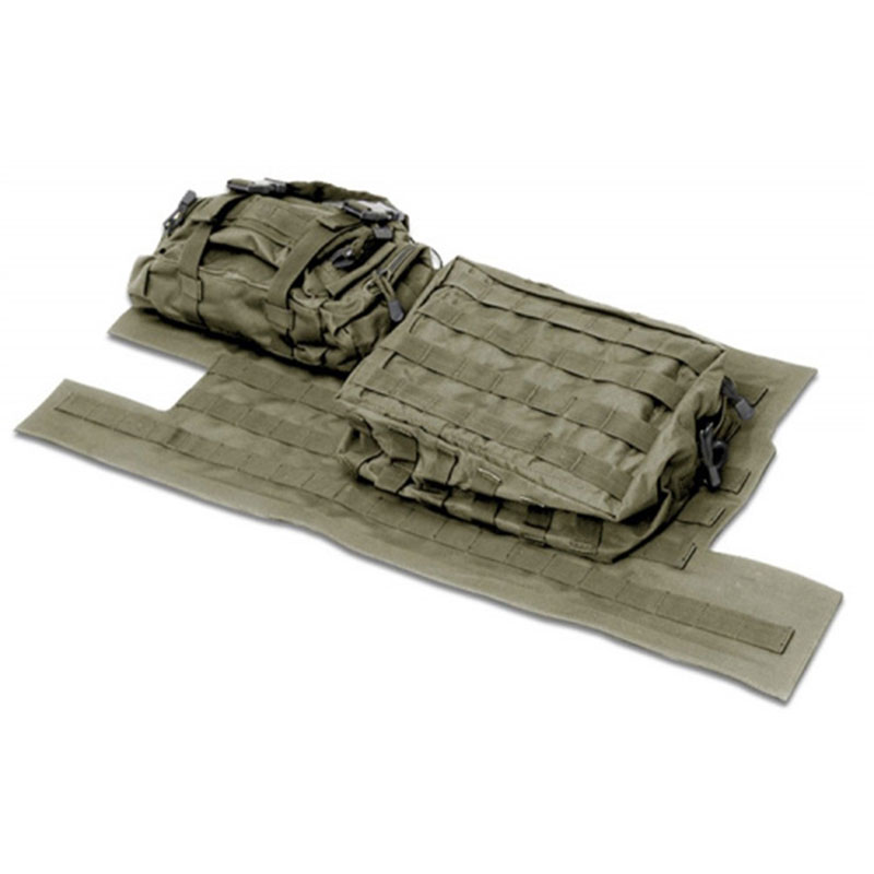 G.E.A.R. Tailgate Cover 97-06 Wranglers Olive Drab