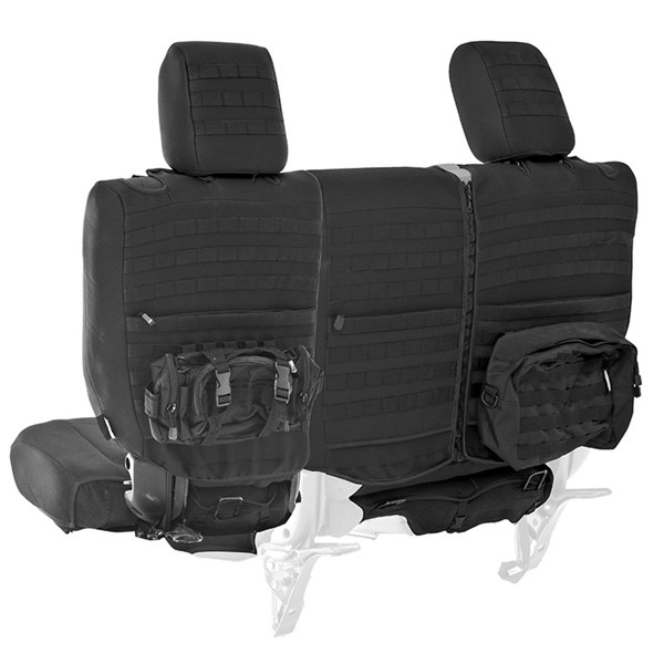 Custom Fit Rear G.E.A.R Seat Cover 08-12 Wranglers 4 Doors