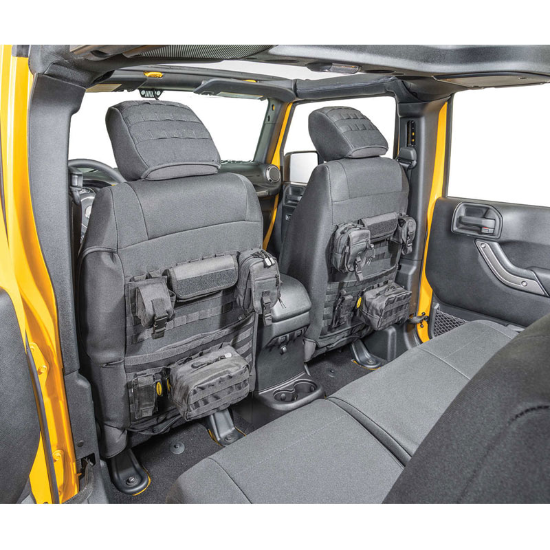 G.E.A.R. Front Seat Covers, 07-12 Wranglers JK