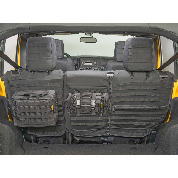 G.E.A.R. Rear Seat Cover, 07-17 Wranglers JK 2 Doors
