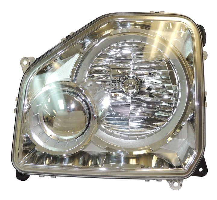Headlamp, Right, 08-12 Liberty