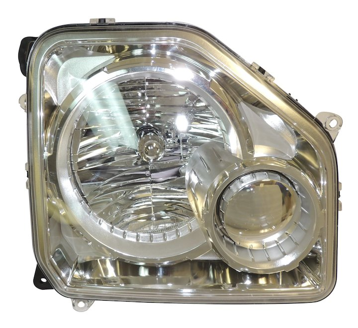 Headlamp, Left, 08-12 Liberty