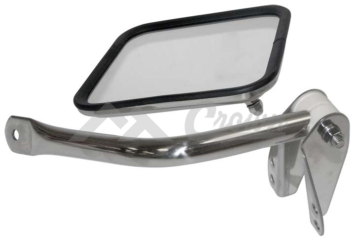 Mirror Kit (Stainless)
