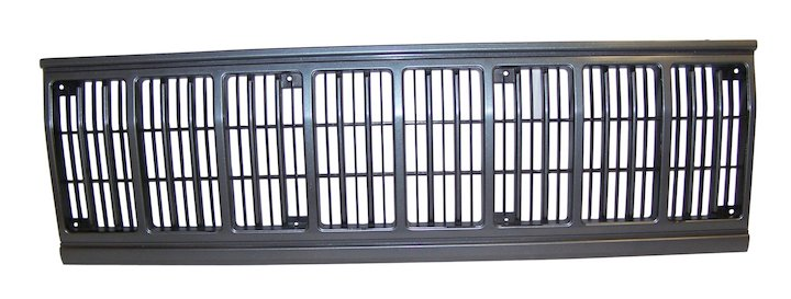 Cherokee Radiator Grille 91-93 Silver