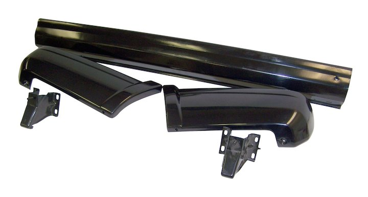 1997-2001 Cherokee XJ Rear Bumper Kit