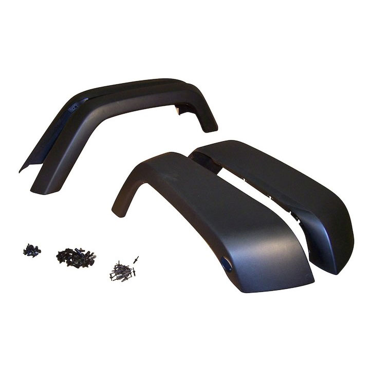 Crown Fender Flare Kit 07-18 Wranglers