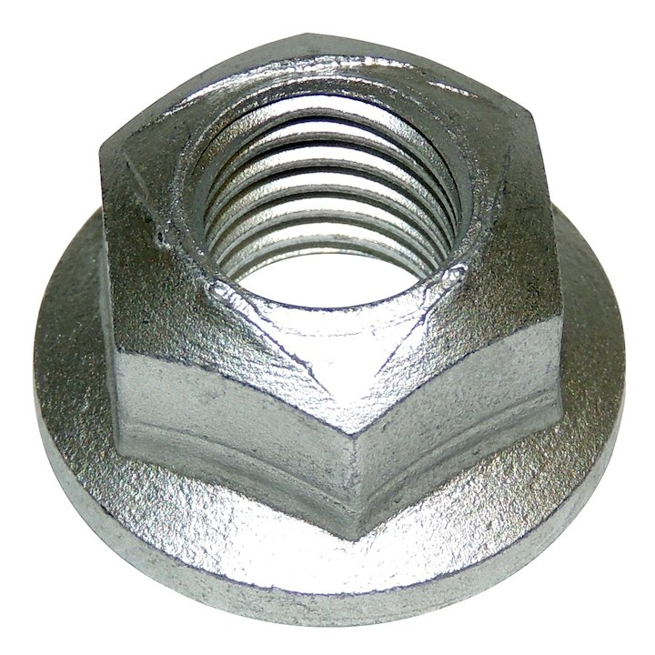 Flanged Locking Nut
