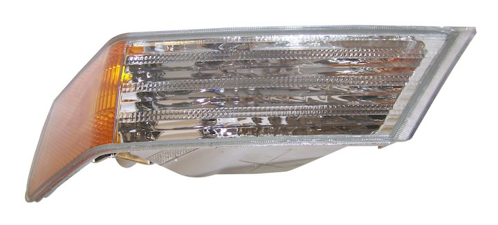 Park and Turn Signal Lamp, Left, 07-10 Patriot