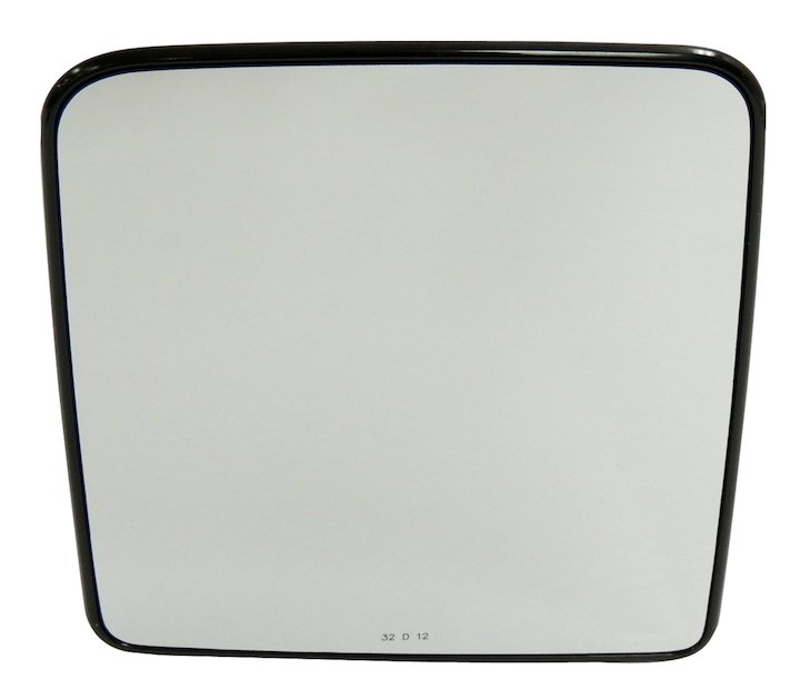 Mirror Glass, Left, 07-18 Wranglers