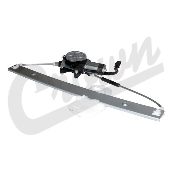 Window Regulator, Rear Left, 07-17 Wranglers JK Unlimited
