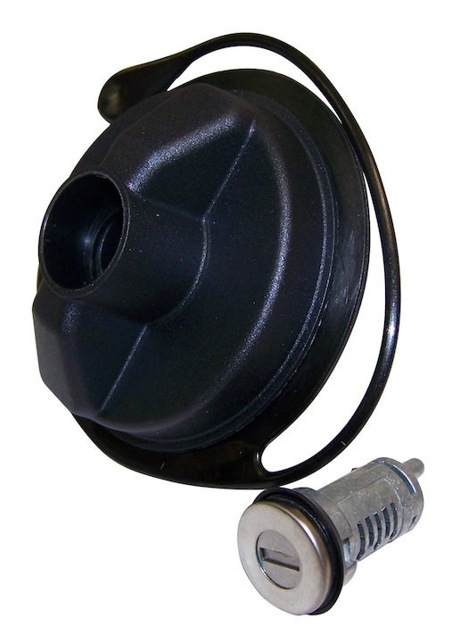 Gas Cap (Locking - Uncoded Cylinder)