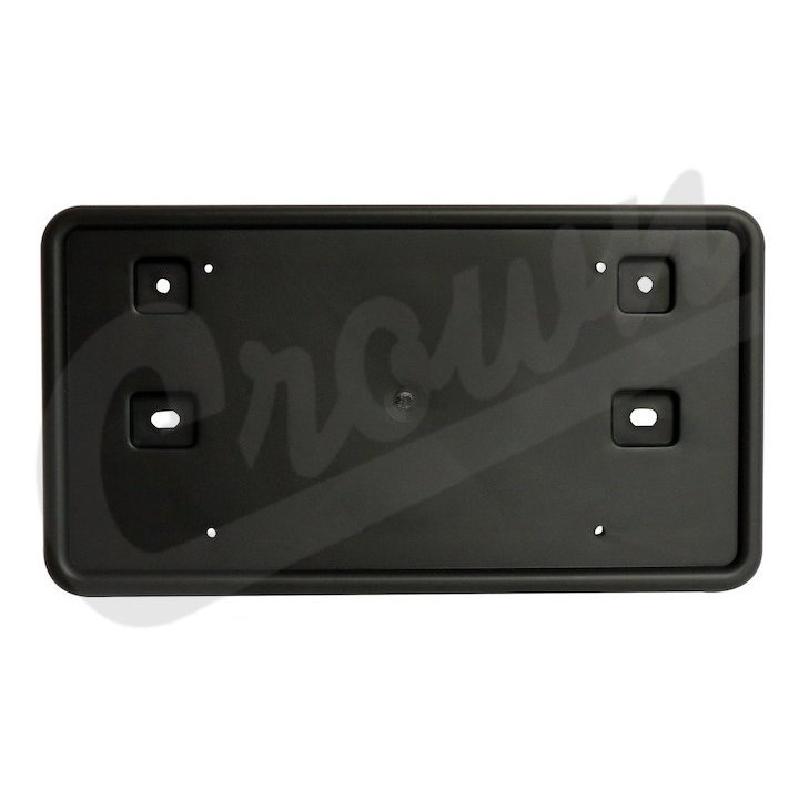 Jeep Patriot Front License Plate Bracket