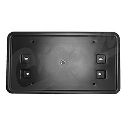 Jeep Compass Front License Plate Bracket