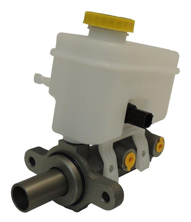 Brake Master Cylinder, 13 inch Rotors, 07-18 Wranglers JK