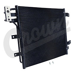 Jeep JK Wrangler AC Condenser and Transmission Cooler