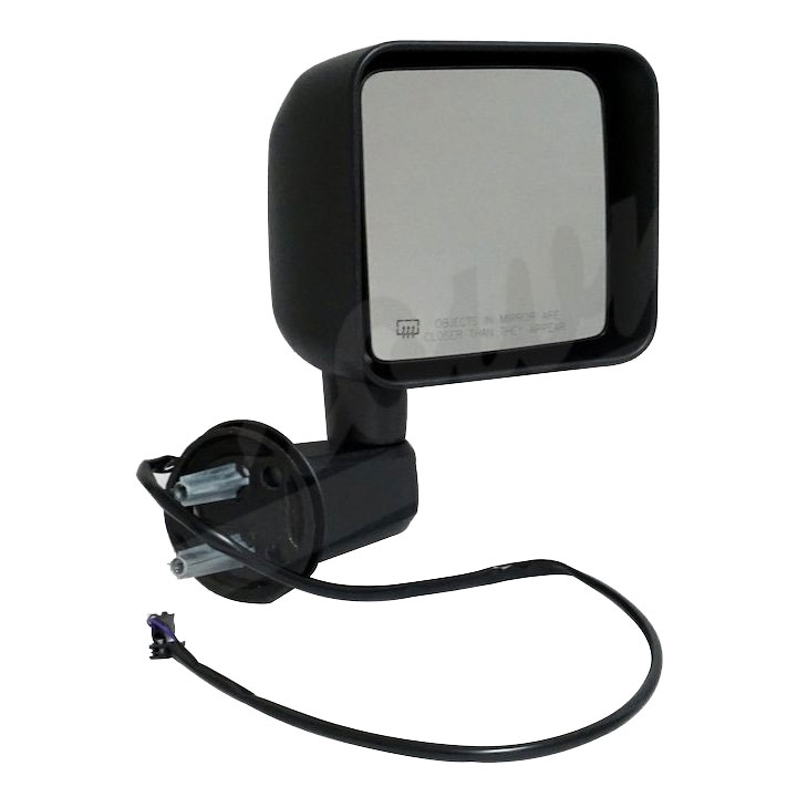 Jeep JK Heated Right Side Power Mirror