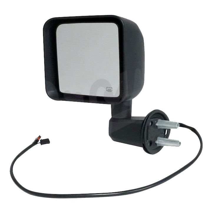 Jeep JK Left Power Mirror, Heated, 15-17 Wranglers