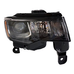 Jeep WK Grand Cherokee Right Headlight Lamp