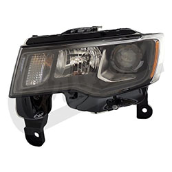 Jeep WK Grand Cherokee Left Headlight Lamp
