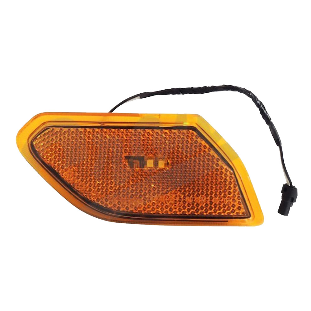 Jeep JL JT Front Right Side Marker Lamp