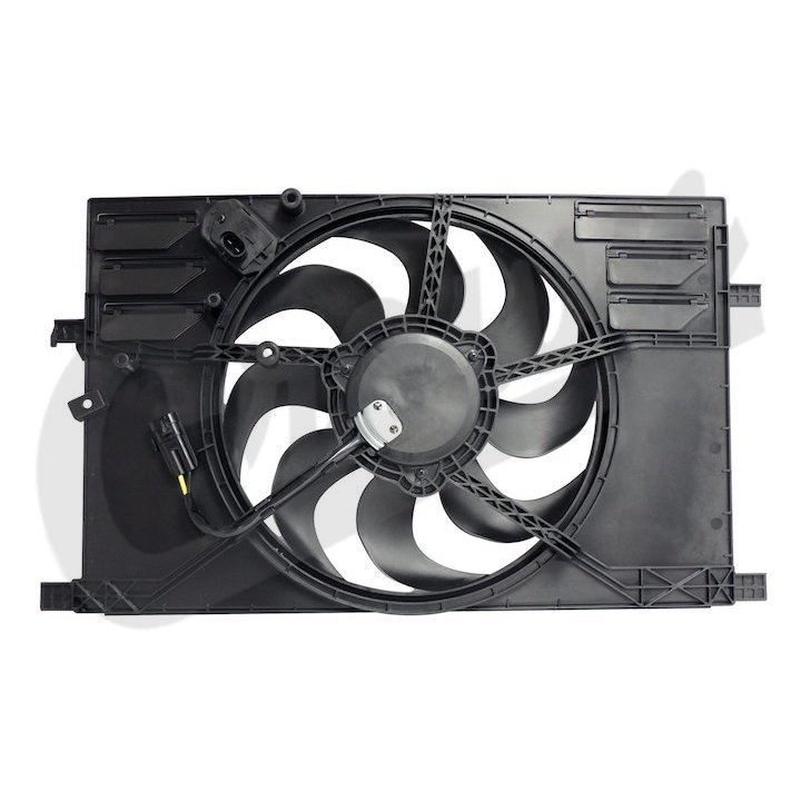 Jeep Renegade Cooling Fan Module