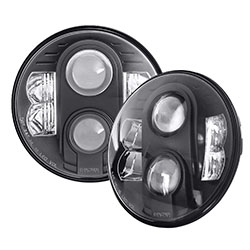Pro Comp 7 inch LED Jeep Headlamps