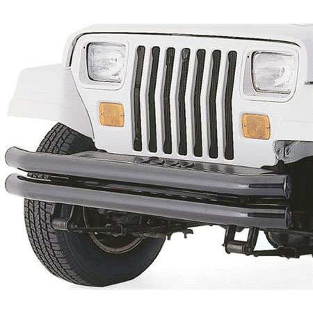 Front Double Tube Bumper 76-86 Jeep CJ