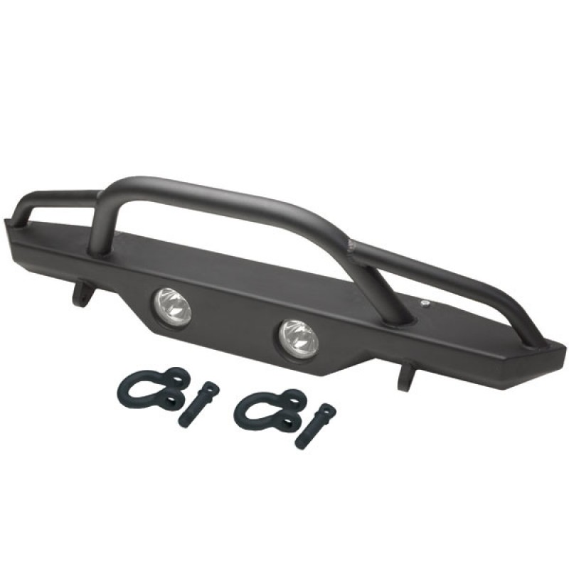 Front Recovery Bumper with Stinger 76-06 CJ and Wranglers