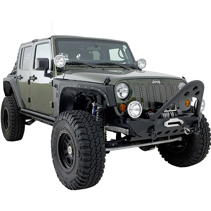 Best Bumper For Jeep Jk : Smittybilt xrc stinger front bumper