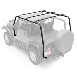 1997-06 Jeep Wrangler SRC Roof Rack